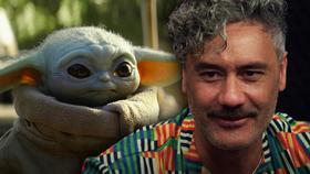 Taika Waititi, Baby Yoda}