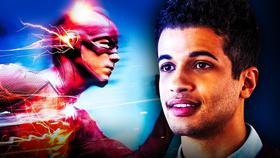The Flash: First Look at Jordan Fisher as Barry Allen's Son Revealed By Set Photos