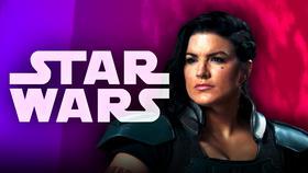 Star Wars logo Gina Carano}