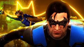 Gotham Knights Nightwing and Batgirl}