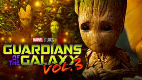 Guardians of the Galaxy Vol 3 Groot}