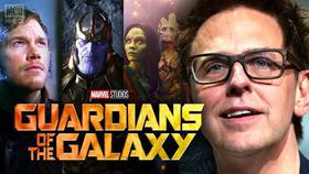 James Gunn Tweets Revealing Details about Guardians Of The Galaxy}