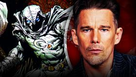 Moon Knight Disney+: First Look at Ethan Hawke's Marvel Character Revealed By Set Photo