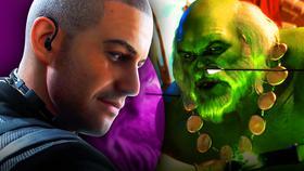 Hulk, Clint Barton Avengers Game}