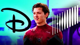Disney Tom Holland Spider-Man Sony}