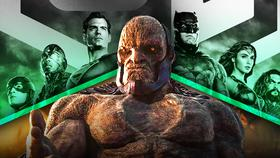 Darkseid in Zack Snyder's Justice League}