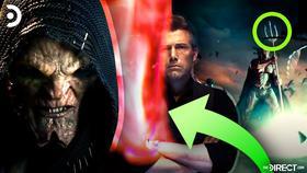 Ben Affleck's Bruce Wayne, Justice League trailer}