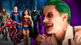 Jared Leto as Joker, Justice League}