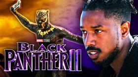 Killmonger, Michael B. Jordan Black Panther}