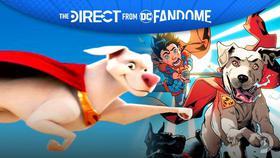 Krypto the Superdog animated, Krypto comic book.}
