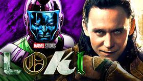 Kang the Conqueror, Loki}