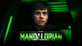 Luke Skywalker, The Mandalorian}