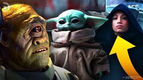 Mandalorian Season 2 Trailer Shots Baby Yoda Sasha Banks}