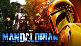 Mandalorian Season 2 Cast}