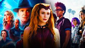 Agents of SHIELD poster, Scarlet Witch, Runaways}