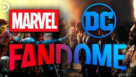 DC Fandome and Marvel Studios Picture}