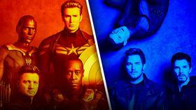Avengers Superheroes}