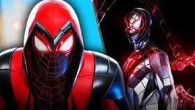 Spider-Man Miles Morales Suits}