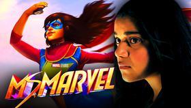 Iman Vellani Ms. Marvel}