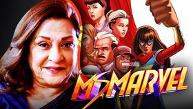 Ms Marvel Samina Ahmed}