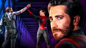 Mysterio Spider-Man Close Up}