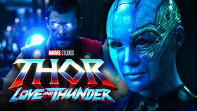 Nebula Thor: Love and Thunder}