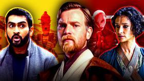 Obi-Wan Kenobi, Kumail Nanjiani, Indira Varma}