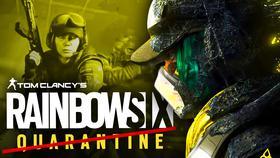 Rainbow Six Quarantine Name Change}