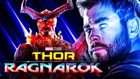 Marvel Reveals New MCU Figure For Thor: Ragnarok's Surtur From Hasbro