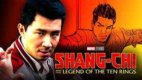 Simu Liu, Shang-Chi and the Legend of the Ten Rings}