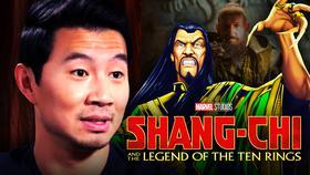 Simu Liu and The Mandarin}
