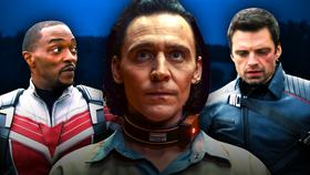Falcon, Loki, Bucky}