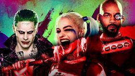 Joker, Harley Quinn, Deadshot}