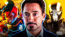 Ironheart, Tony Stark, War Machine}