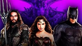 Steppenwolf Aquaman Wonder Woman Batman}