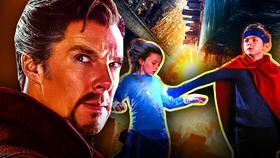 Doctor Strange Billy and Tommy Maximoff WandaVision}