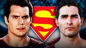 Henry Cavill, Tyler Hoechlin, Superman}