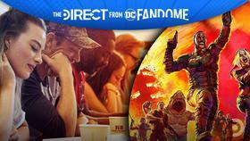 Margot Robbie, Joel Kinnaman, Idris Elba, The Suicide Squad Poster}