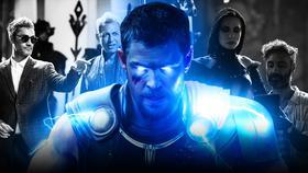 Thor, Taika Waititi in Thor Ragnarok}