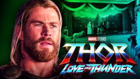 Thor, Thor: Ragnarok scene}