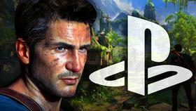 Nathan Drake, Playstation Logo}
