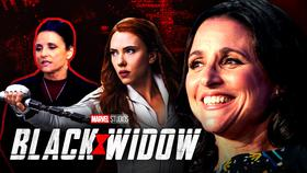 Black Widow: Julia Louis-Dreyfus Plays Coy on Rumored Marvel Return