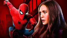 Spider-Man, Scarlet Witch}