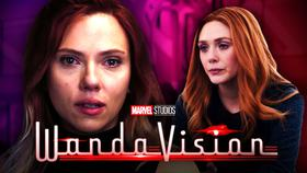 Black Widow Scarlet Witch WandaVision}
