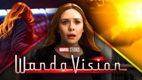 Wanda Maximoff Scarlet Witch WandaVision}