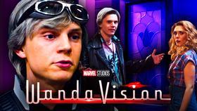 Evan Peters Quicksilver WandaVision}