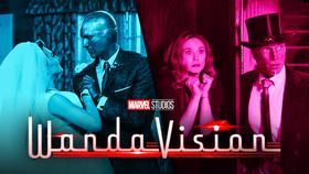 WandaVision, Wanda and Vision}