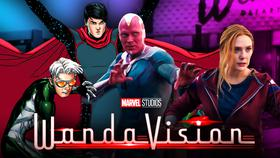 Wiccan Spped WandaVision Young Avengers}