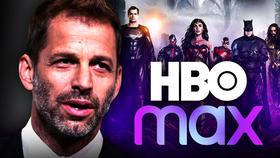 Zack Snyder HBO Max Justice League}