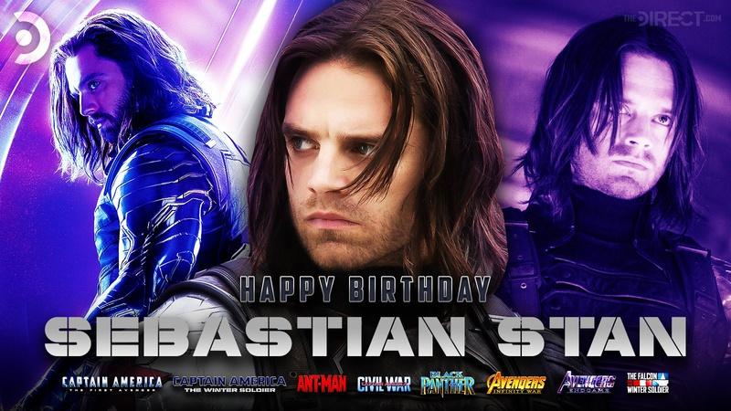 Happy 38th Birthday Sebastian Stan